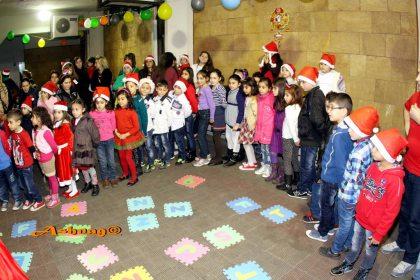 ComDev christmas gathering 2014