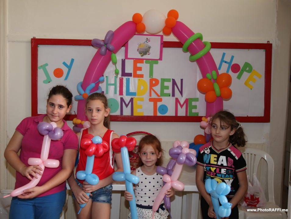 happy childhood-back to school party-Sep2014