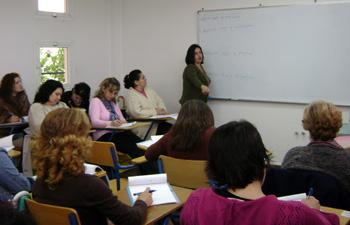 The program also included classes given by twelve professional trainers.